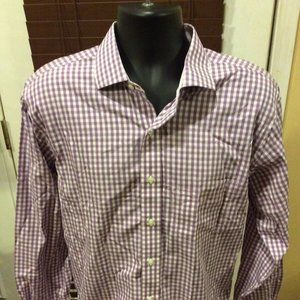 BROOKS BROTHERS Classic Dress Shirt 16.5-34 (2XL)